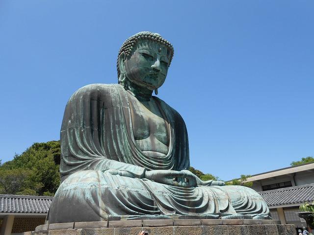 鎌倉 長谷を歩く(二)高徳院・...