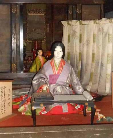 紫式部 京都